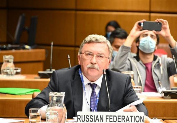 واکنش اولیانوف به اظهارات ماکرون درباره ضرورت به کارگیری واکسن های چینی و روسی