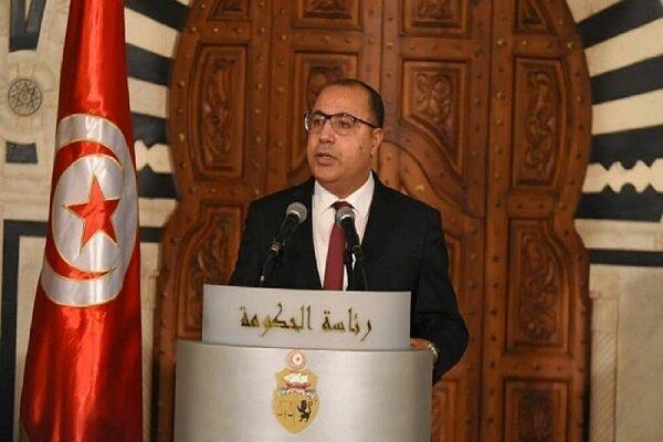 نخست وزیر تونس شماری از وزیران کابینه خود را برکنار کرد