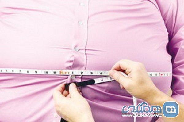 افراد گرفتار چاقی مفرط 10 سال کمتر از دیگران عمر می نمایند