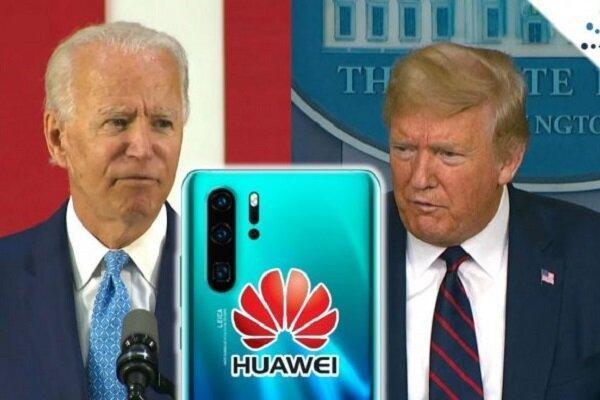 تداوم خصومت با شرکت های فناوری چینی در دولت جدید آمریکا