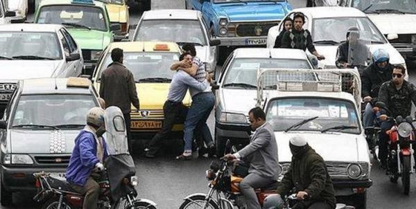 قتل به خاطر سبقت خطرناک خودرو در کرمانشاه، قاتل دستگیر شد