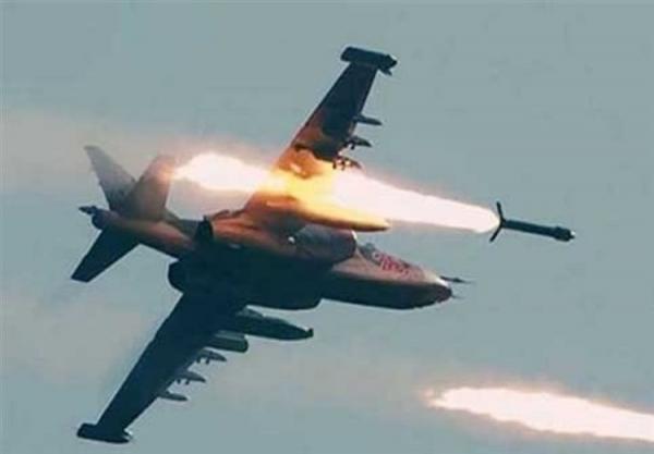 حمله هوایی ناشناس در مرز عراق و سوریه
