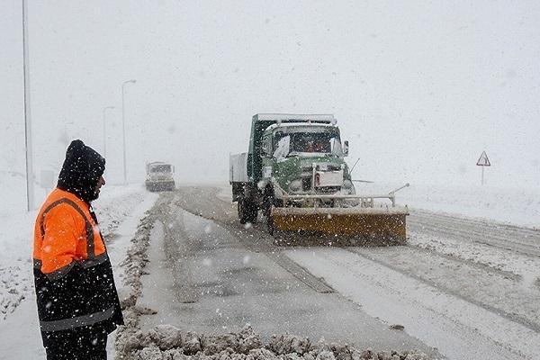 بارش برف و باران در 25 استان، هشدار کولاک برف و کاهش 18 درجه ای دما