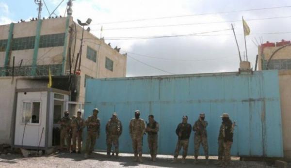 حمله افراد مسلح به زندان اشغالگران آمریکایی در حومه الحسکه