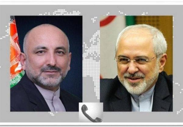 تأکید وزرای خارجه ایران و افغانستان بر ضرورت تسریع در نهایی شدن و امضای سند جامع همکاری های راهبردی