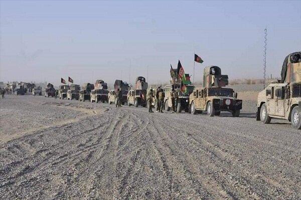 64 نفر از اعضای طالبان در افغانستان کشته شدند