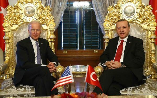 خبرنگاران بایدن و اردوغان در ماه ژوئن ملاقات می نمایند
