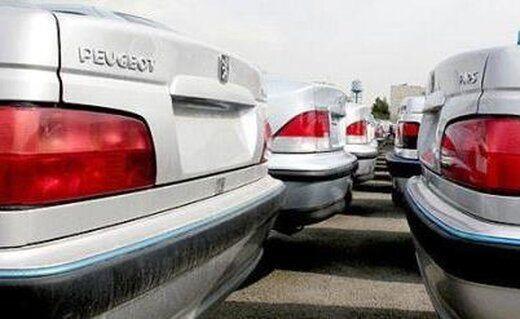 آخرین قیمت ها در بازار خودرو، 208 به 198 میلیون تومان رسید