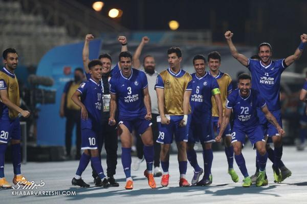 وعده شیرین به بازیکنان استقلال برای روزهای قبل از دربی پایتخت