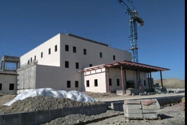 تزریق اعتبار برای تکمیل بیمارستان 64 تختخوابی پیرانشهر