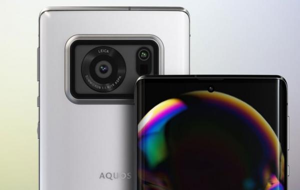 شارپ اولین گوشی با سنسور دوربین 1 اینچی را معرفی کرد