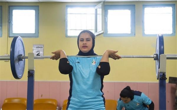 روز تاریخی وزنه برداری ایران؛ شاهکار دختر ایرانی کامل شد