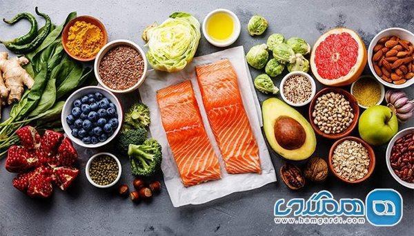 مواد غذایی موثر در کاهش التهاب پروستات