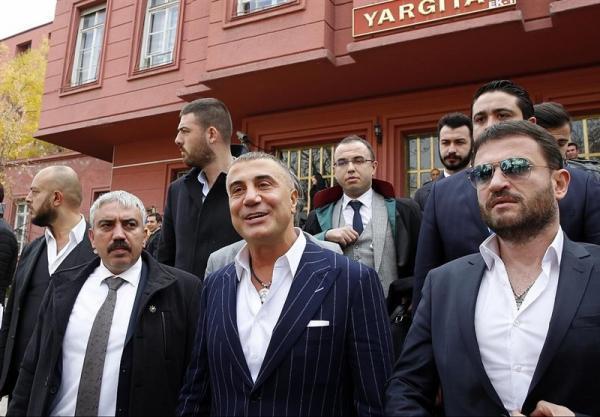 تکانه های سیاسی افشاگری های پدرخوانده مافیای ترکیه