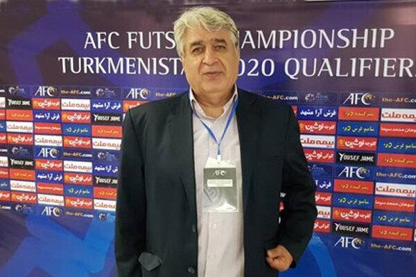 جزئیاتی از مذاکره فدراسیون فوتبال عراق با حسین شمس