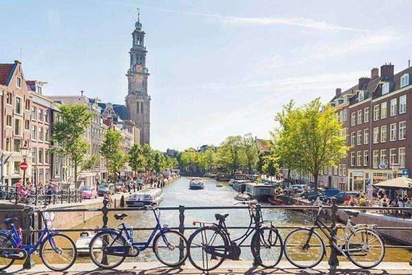 چرا آمستردام مرکز دوچرخه سواری دنیاست؟