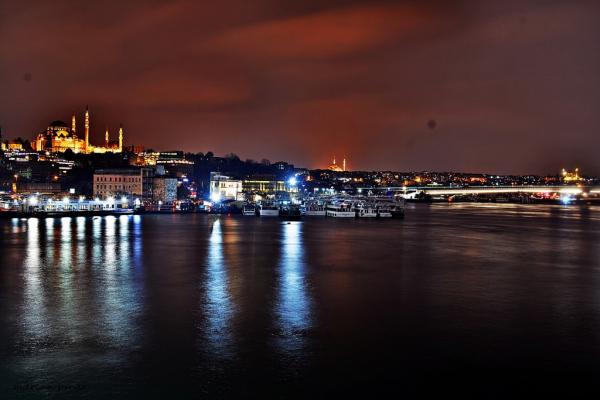 برترین مکان ها برای گذراندن شب سال نو در ترکیه