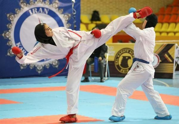 15 شهریور؛ آغاز اولین مرحله اردوی تیم ملی کاراته بانوان