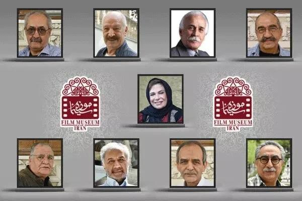 انتشار مصاحبه های تاریخ شفاهی موزه سینما به مناسبت روز ملی سینما